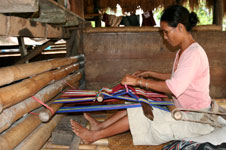 Fair trade clothing, textile manufacture
